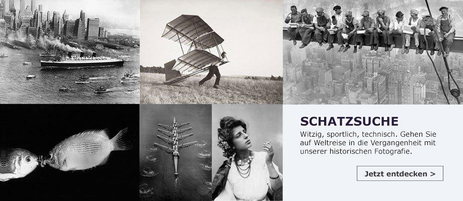 Entdecken Sie unsere historische Fotografie