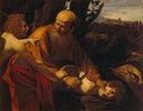 Die Opferung Isaacs