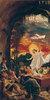 Die Auferstehung Christi um 1515. Predellades Flügelaltars in St. Florian