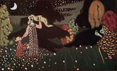 Die Nacht, Märchen: Die schöne Wassilissa