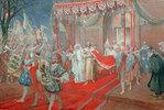 Die Hochzeit Heinrichs des Loewen und Mathildes in Minden