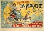 Automobil, Voiturette La Mouche