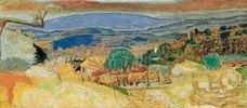 Landschaft von Le Cannet