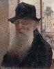 Selbstbildnis Camille Pissarro