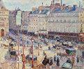 Camille Pissarro, Place du Havre, Paris