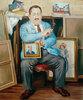 Porträt von Adolphe Basler