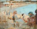 Am Strand, Royan