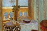 Interieur mit Balkon, Antibes