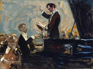 Klavierkonzert mit Alexander Skrjabin unter Leitung von Ser