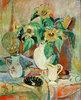 Stilleben mit Sonnenblumen