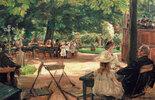 Restaurationsgarten