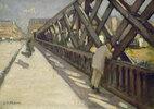 Le Pont de l'Europe, esquisse preliminaire