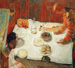 Das weiße Tischtuch