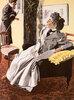 Kunst: Schade, dass gnaedige Frau nicht mehr malen!