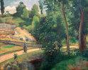 Der Steinbruch, Pontoise