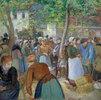 Der Geflügelmarkt, Gisors