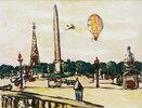 Place de la Concorde bei Tag