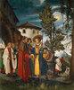 Abschied des heiligen Florian, um 1525?