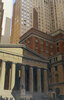 Federal Hall, Wall Street, Ecke Broad Street