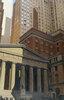 Federal Hall, Wall Street, Ecke Broad Street