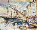 Port de Toulon, ca. 1925?