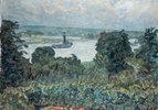 Schlepper auf der Seine