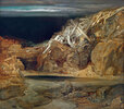 Tote Landschaft (Baumleichen)