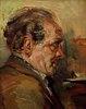 Portrait des Bildhauers Charoux