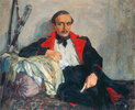 Portrait of Lermontov