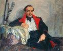 Portrait of Lermontov