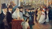 Großes Pariser Tanzstück (Bal Bullier)
