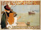 Red Star Line / Antwerpen-New York