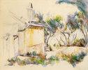 Le Cabanon de Jourdan (Die Hütte von Jourdans)