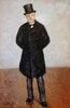 Portrait de Jean Daurelle, dit aussi Portrait d'homme