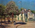 La promenade à Argenteuil