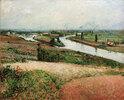 La Seine à la pointe d'Epinay