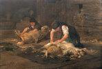 Die Schafschur