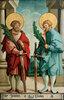 Die heiligen Märtyrer Johannes und Paulus