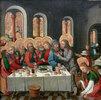 Der Besuch Christi im Hause des Lazarus