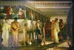 Phidias und der Parthenon-Fries