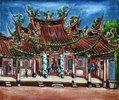 Buddhistischer Tempel in Taiwan