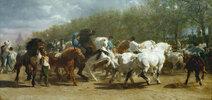 Der Pferdemarkt