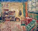 Das Atelier in Weimar