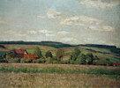 Landschaft bei Weimar