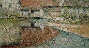 Mühle an der Ilm