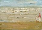 Meerbild - Strand und See