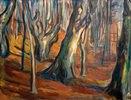Herbst (Alte Bäume, Ekely)