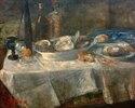 Stillleben mit Austern