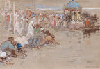 Prozession zu Wasser