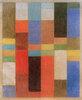 Vertikal-horizontale Komposition